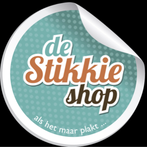 De Stikkie Shop - Stickers